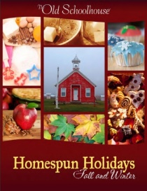 "Review of ""Homespun Holidays: Fall and Winter"" 