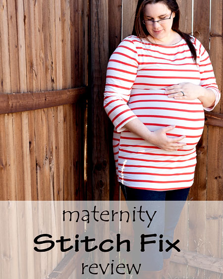 "Maternity Stitch Fix | Running With Spears - A ""Keep Everything"" fix! <3 #stitchfix #maternitystyle"