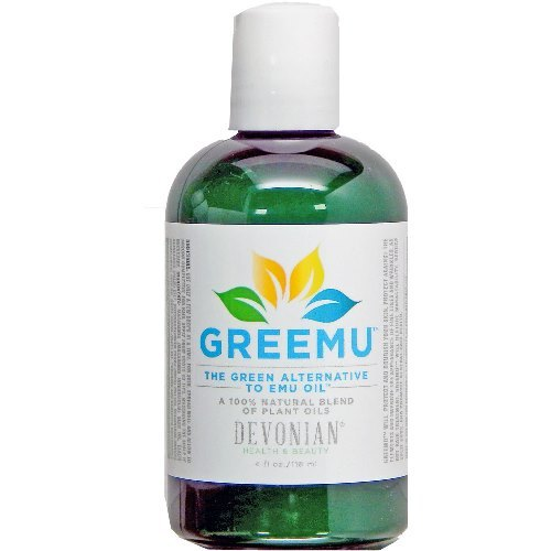 Greemu - emu oil alternative, a blend of nourishing plant oils for your face and hair | a review by Running With Spears