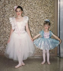 Thanks Mom for taking me to all the ballet lessons...I learned I can acheive my goals if I work hard enough | A Thank You Letter to my Mom - Running With Spears