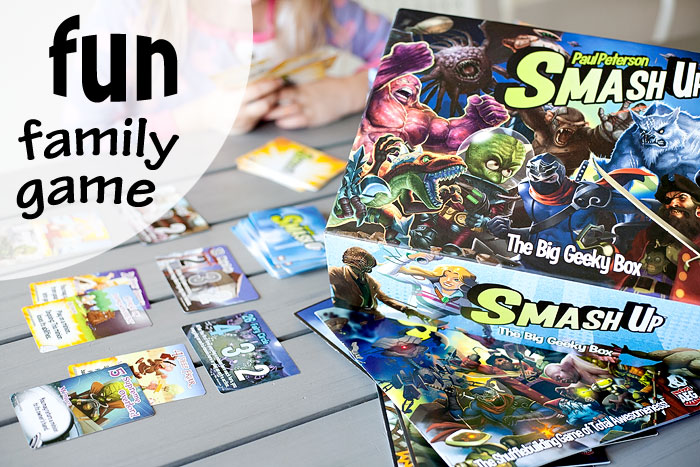 Games to play with your whole family that are actually FUN for everyone -- including yourself! :)  | Running With Spears #familyfun #game #smashup