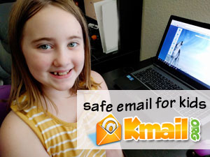 Safe email for Kids - KidsEmail.org | Review by Running With Spears #kidsemail #emailforkids
