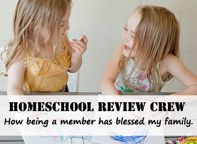 How being a member of the Homeschool Review Crew has blessed my family | Running With Spears #homeschool