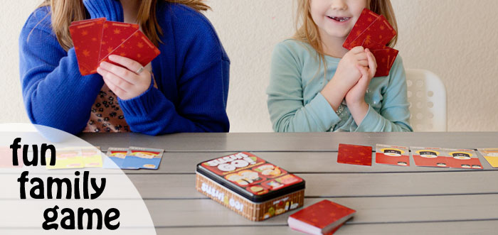 Fun family game that]s quick and easy!  Sushi Go! | Running With Spears #gamenight #familyfun