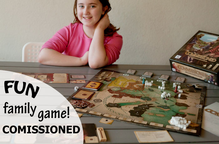 Fun, engaging strategy tabletop game to play with your family -- with a CHRISTIAN theme! :) | Running With Spears #familyfun #boardgame