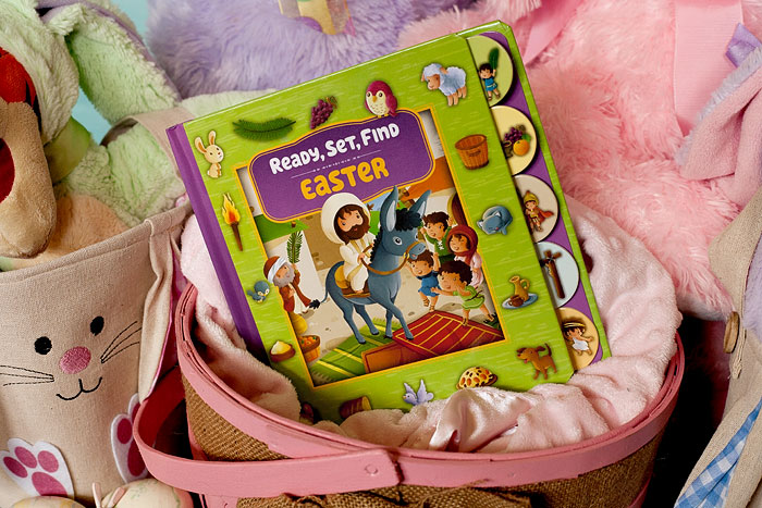 Ready, Set, Find Easter - a search and find book for two to four year olds, perfect for Easter Baskets! | Running With Spears #freecopy #review #easter #booksfortots